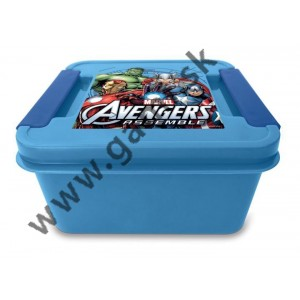 desiatový box Avengers