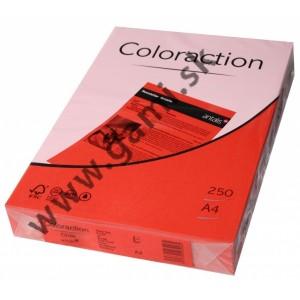 farebný papier A3, 80g, CHILE jahodová červená, 500hár.
