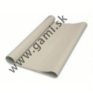 papier baliaci techn. KLOBÚK šedý, 25g/m2, 61x86cm, 10kg/bal