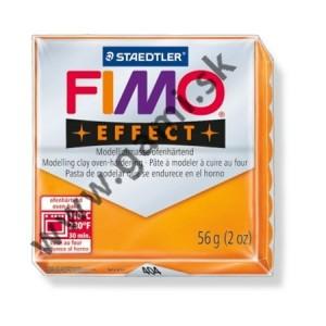 modelovacia hmota FIMO EFFECT, 56g, oranžová