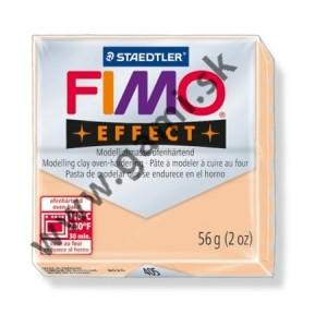modelovacia hmota FIMO EFFECT, 56g, broskyňová