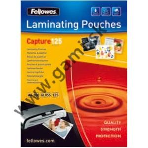 laminovacia fólia A3, FELLOWES, 125 mikr., 100ks/bal.