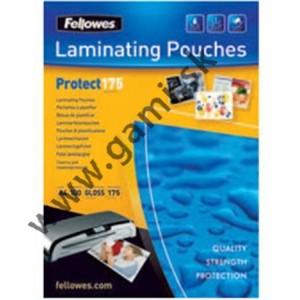 laminovacia fólia A4, FELLOWES, 175 mikr., 100ks/bal.