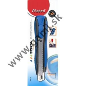 nôž univerzálny, MAPED Zenoa Senzitiv, 18 mm