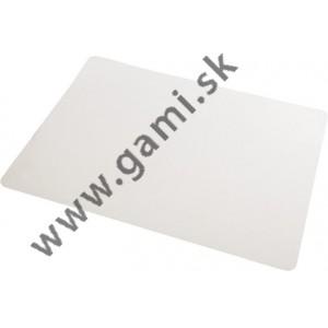 podložka na stôl, 648x509mm, PANTA PLAST, priehľadná