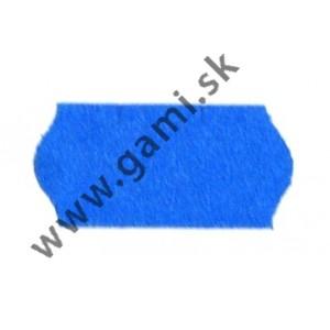 cenovkové etikety 22x12 mm, modré
