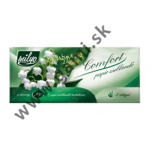 hygienické vreckovky Konvalinka, 100ks