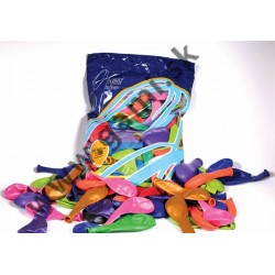 balóny, 26cm, mix farieb, 100ks/bal.