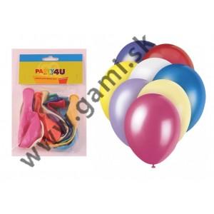 balóny, 26cm, perleťové, 10ks/bal.