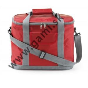 chladiaca taška s vonkajším vreckom