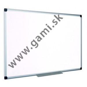 biela tabuľa, zotierateľná, 90x180 cm