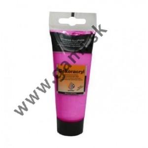 farba Dekorakryl NERCHAU, 100ml, magenta