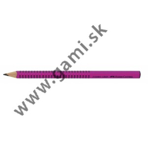 ceruzka Faber-Castell Jumbo Grip 2001/B, ostružina