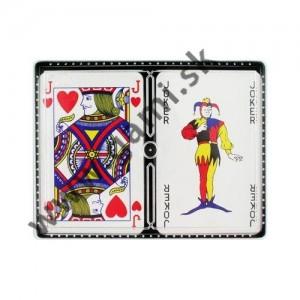 hracie karty - Canasta v plastovom boxe
