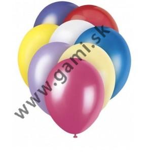 balóny, 25cm, perleťové, 100ks/bal.