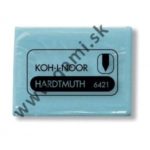 guma KOH-I-NOOR, tvárlivá, 6421, modrá