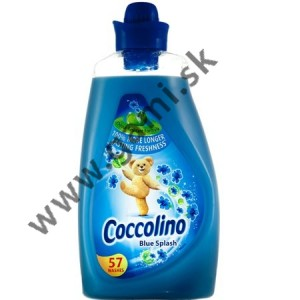 aviváž, 2 l, COCCOLINO, blue splash
