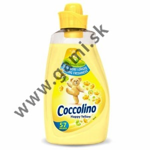 aviváž, 2 l, COCCOLINO, happy yellow