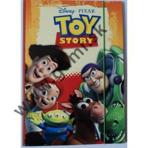 box na zošity A4, chrbát 4cm Toy Story