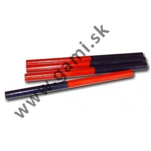 ceruzka dvojfarebná technická,poštová STABILO